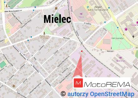 lokalizacja firmy MotoREMA